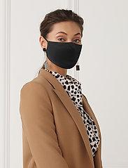 ORAS24 - Reusable face mask 2-pack - ansiktsmasker - black - 0