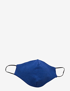 Reusable face mask 2-pack - ansiktsmasker - blue