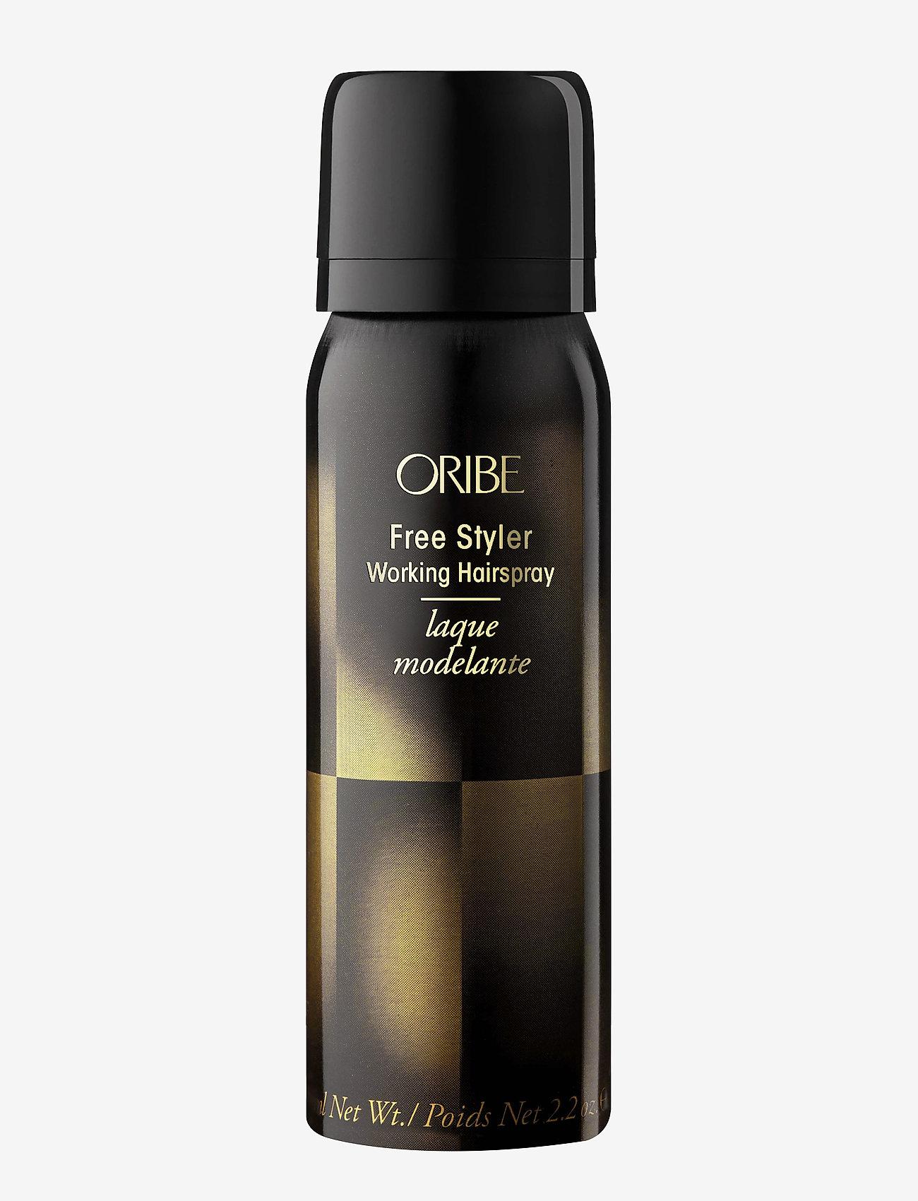 Oribe - Free Styler Working Spray travel size - hiuslakat - clear