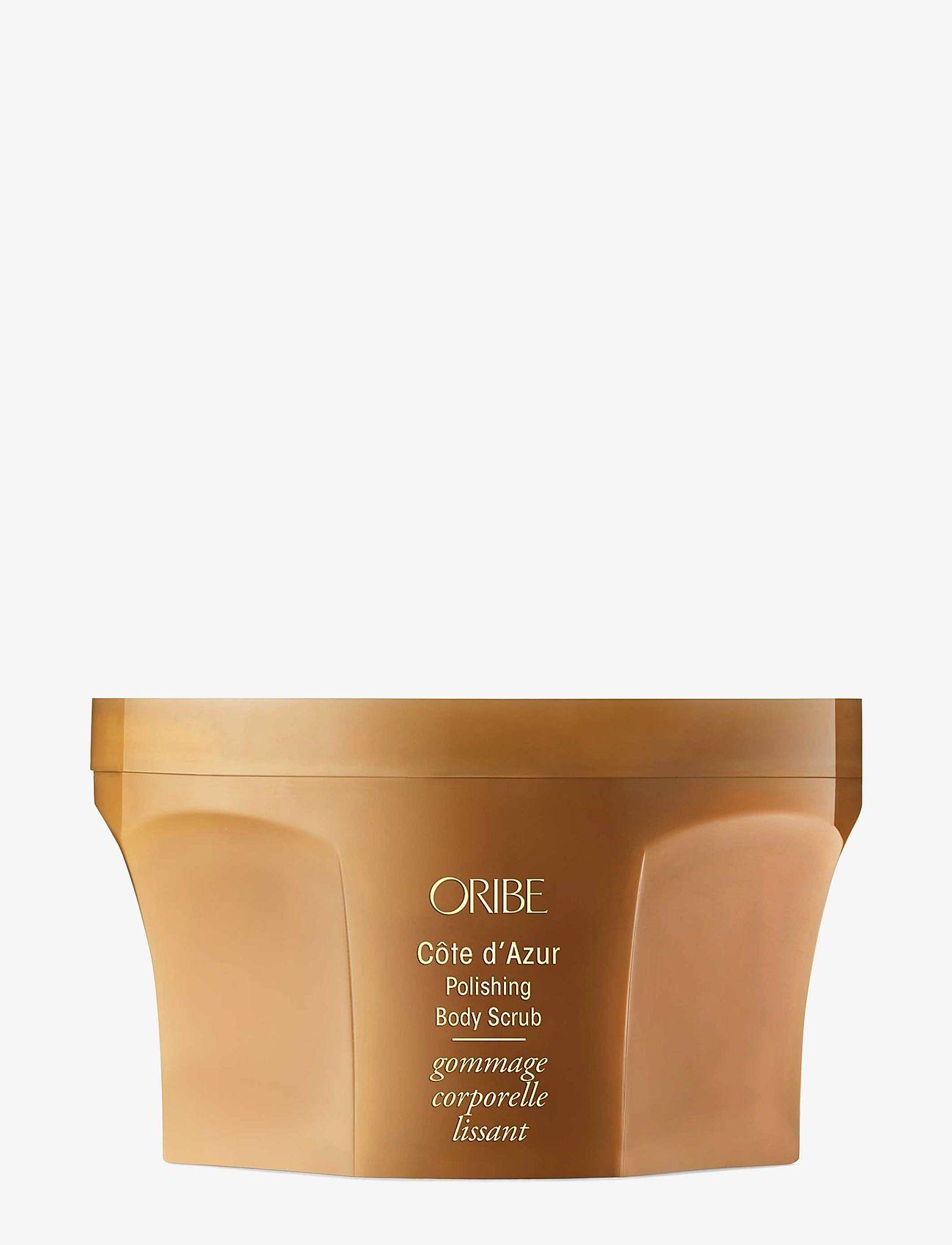 Oribe - Côte d'Azur Polishing Body Scrub - kuorinta - clear - 0