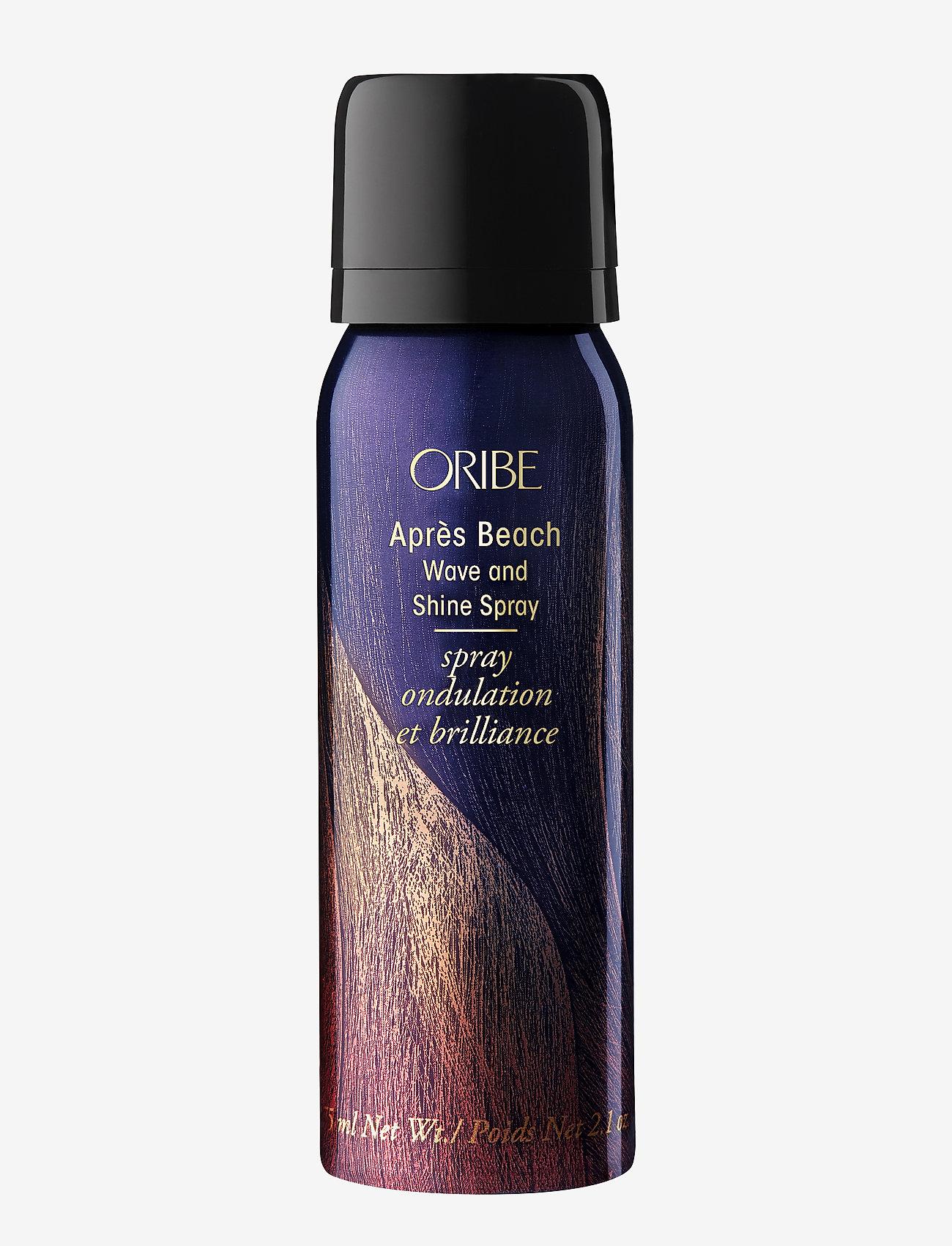 Oribe - Après Beach Waves & Shine Spray travel size - hiuslakat - clear