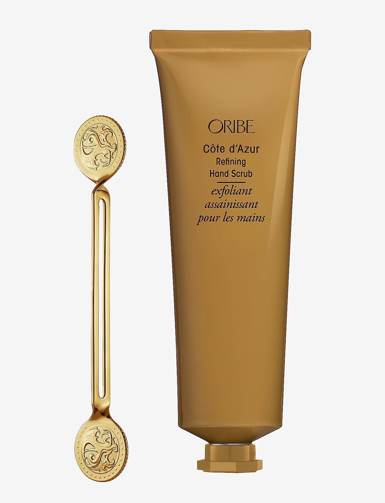 Oribe - Cote d'Azur Refining Hand Scrub - käsivoide ja jalkavoide - clear - 0