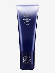 Oribe - Supershine Light Moisturizing Cream - stylingkrem - clear - 0