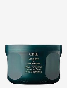 Curl Gelee for Shine & Definition - voks & gel - clear