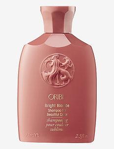 Travel Bright Blonde Shampoo - shampo - clear