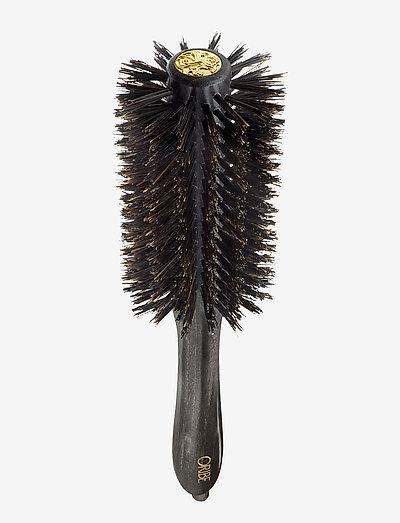 Medium Round Brush (59mm) - harjat & kammat - clear