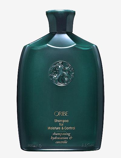 Moisture & Control Shampoo - shampo - clear