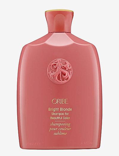 Bright Blonde Shampoo - shampoo - clear