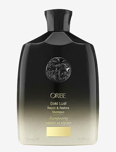 Gold Lust Repair & Restore Shampoo - shampo - clear