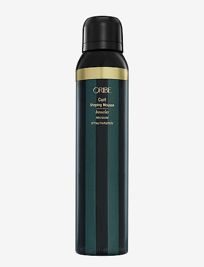 Curl Shaping Mousse - hårmousse - clear