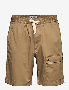 SHRT DRWSTRNG CRG PC - cargo shorts - kelp