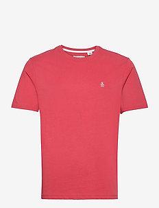 SMALL LOGO T-SHIRT - basic t-shirts - cardinal