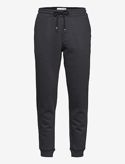 SMALL LOGO SWEAT PANT - jogginghosen - true black