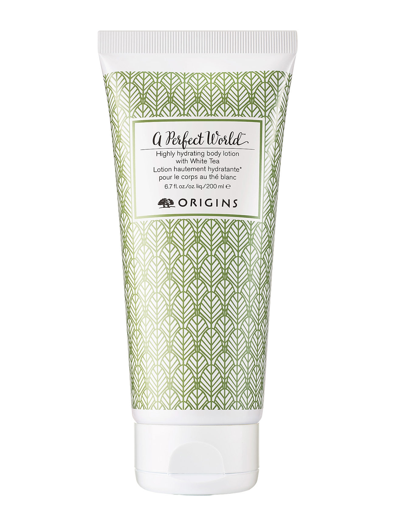 Image of A Perfect World™ Highly Hydrating Body Lotion With White T Body Lotion Hudcreme Nude Origins (3347541039)