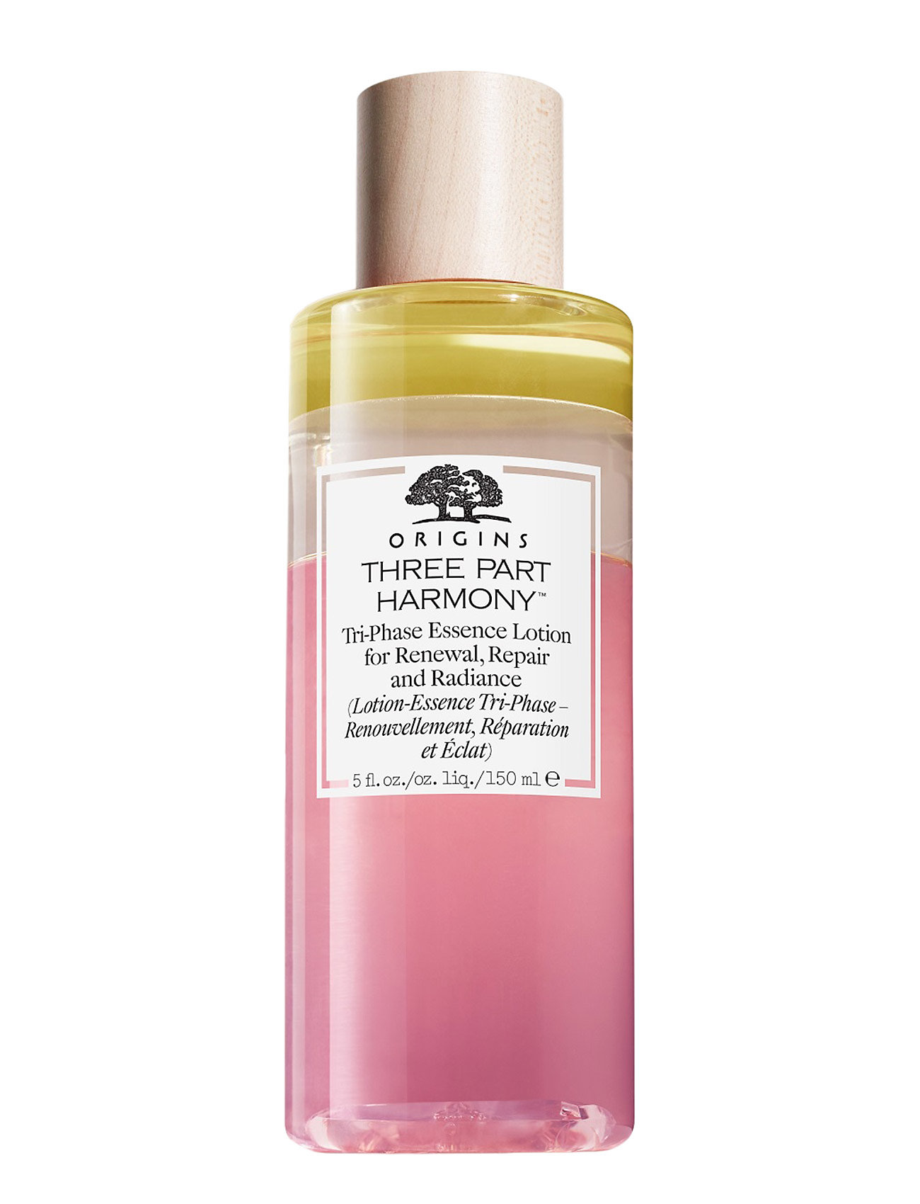 Image of Three Part Harmony™ Tri-Phase Essence Lotion For Renewal, Ansigtsrens T R Nude Origins (3067439457)