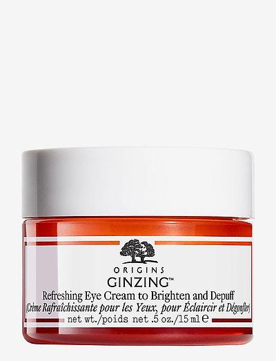 Ginzing™ Refreshing Eye Cream - silmät - clear