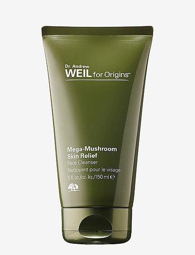 Dr. Weil Mega-Mushroom Skin Relief Face Cleanser - puhdistusgeeli - clear