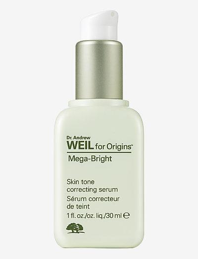 Dr. Weil Mega-Bright™ Skin Tone Correcting Serum - serum - no colour