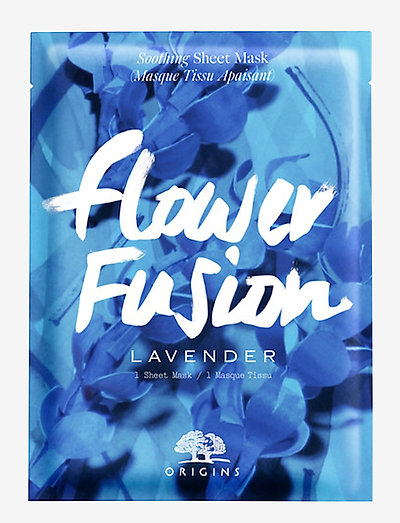 Flower Fusion™ Hydrating Sheet Mask - Lavender - kasvonaamiot - no colour