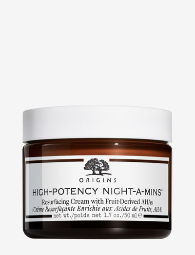 High-Potency Night-A-Mins™ Resurfacing Cream with Fruit-De - päivävoiteet - clear