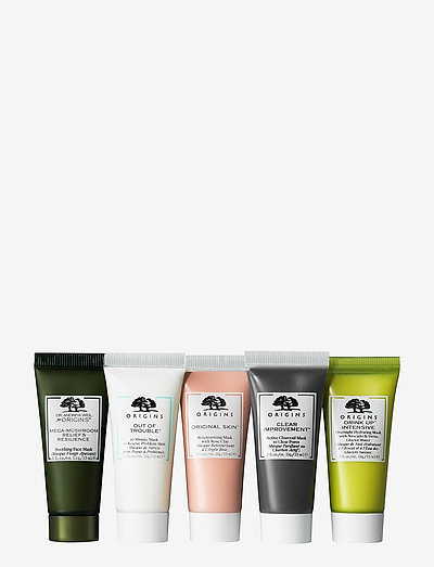 MASK & GO MUSTS MASK FAVORITES TO DETOX, HYDRATE & GLOW - kasvonaamiot - clear