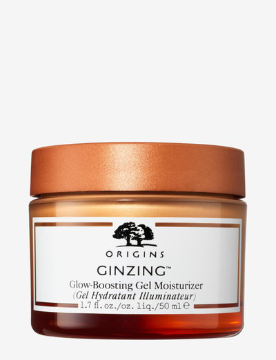 GinZing™ Glow Radiance-Boosting Gel Moisturizer - aurinkopuuteri - clear