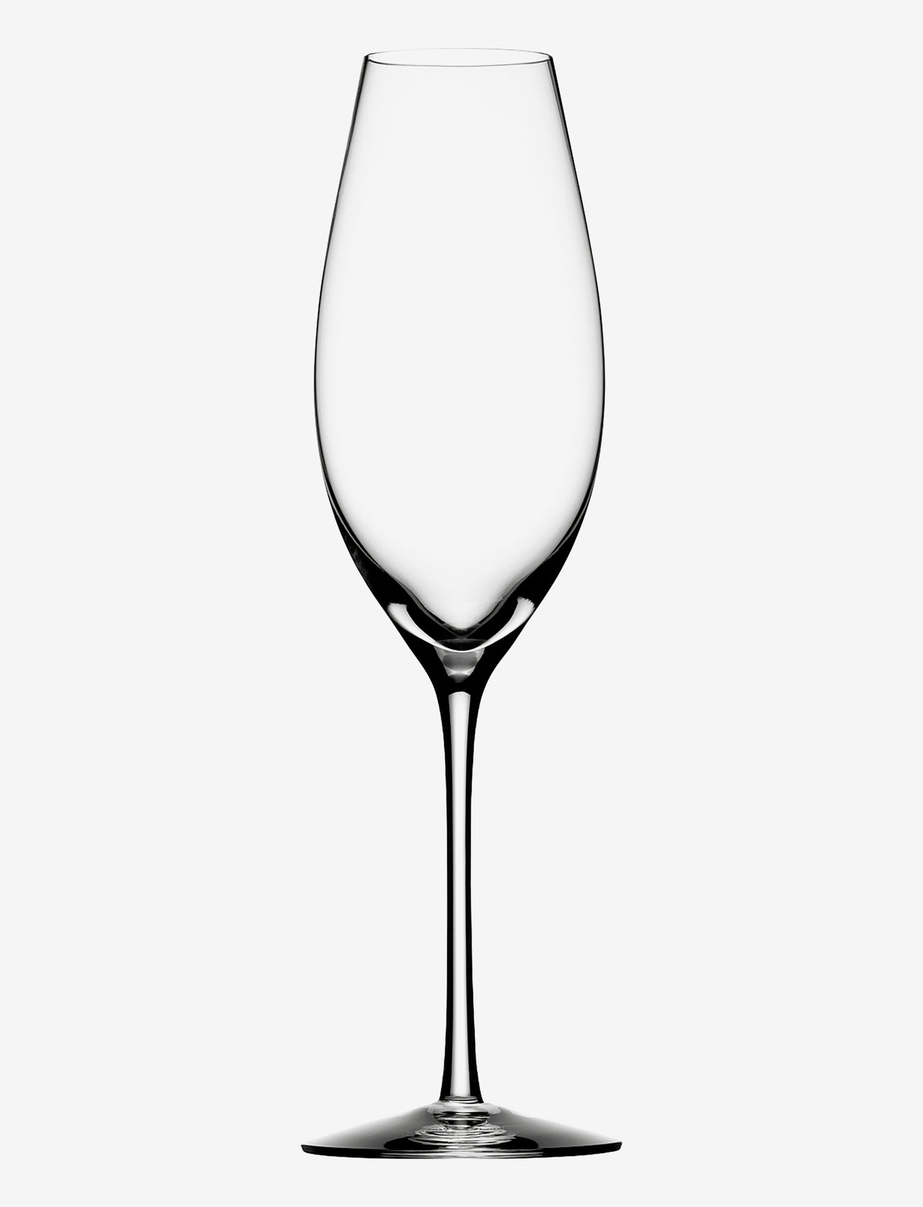 Orrefors - DIFFERENCE SPARKLING 32CL (31CL) - champagneglass - clear - 0