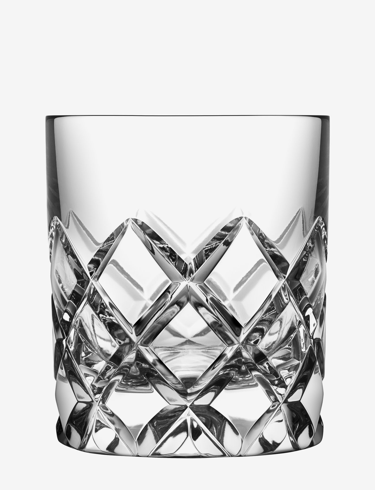 Orrefors - SOFIERO OF 25CL (18CL) - whiskyglass & cognacglass - clear - 0