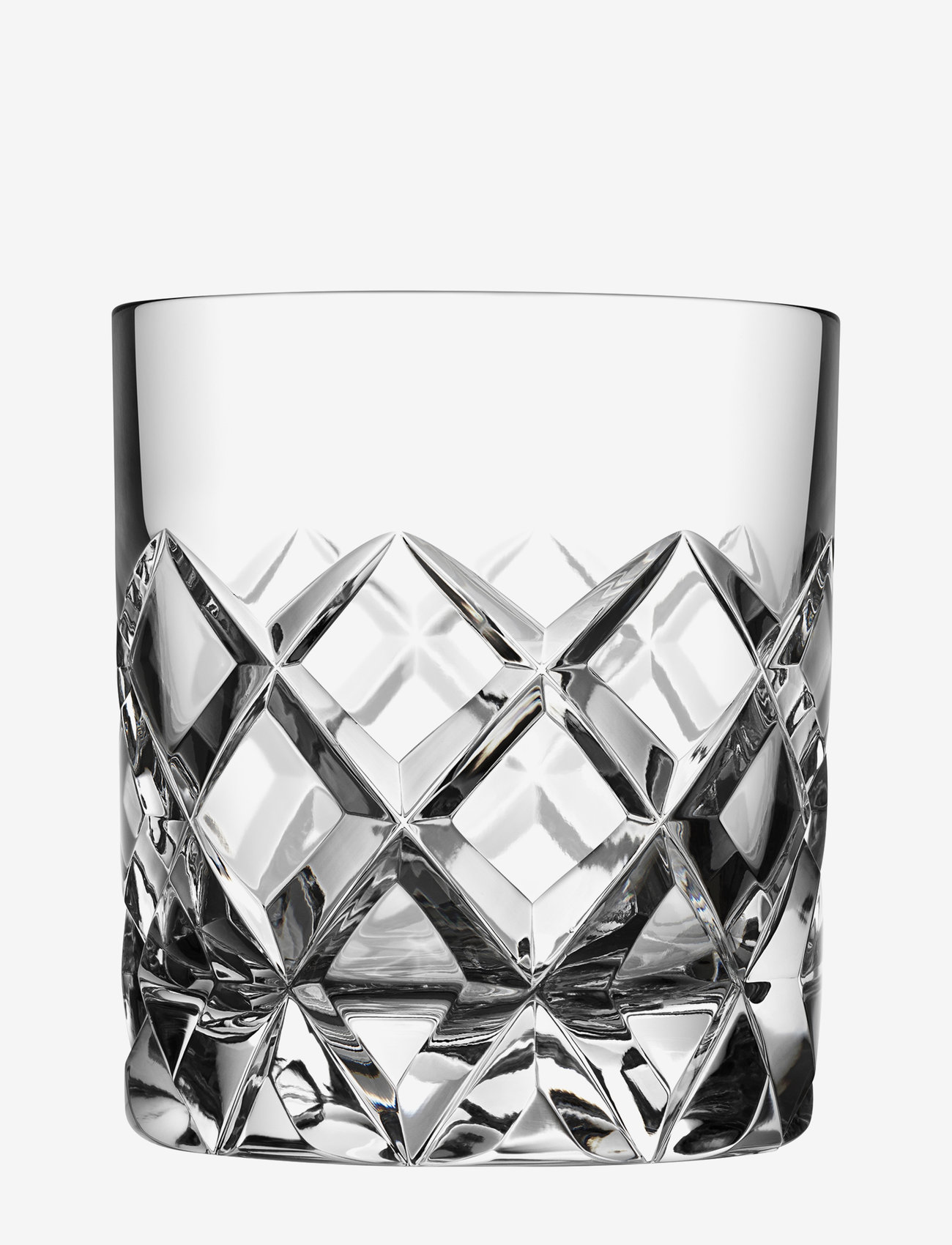 Orrefors - SOFIERO DOUBLE OLD FASHIONED 35CL - whiskyglass & cognacglass - clear - 0