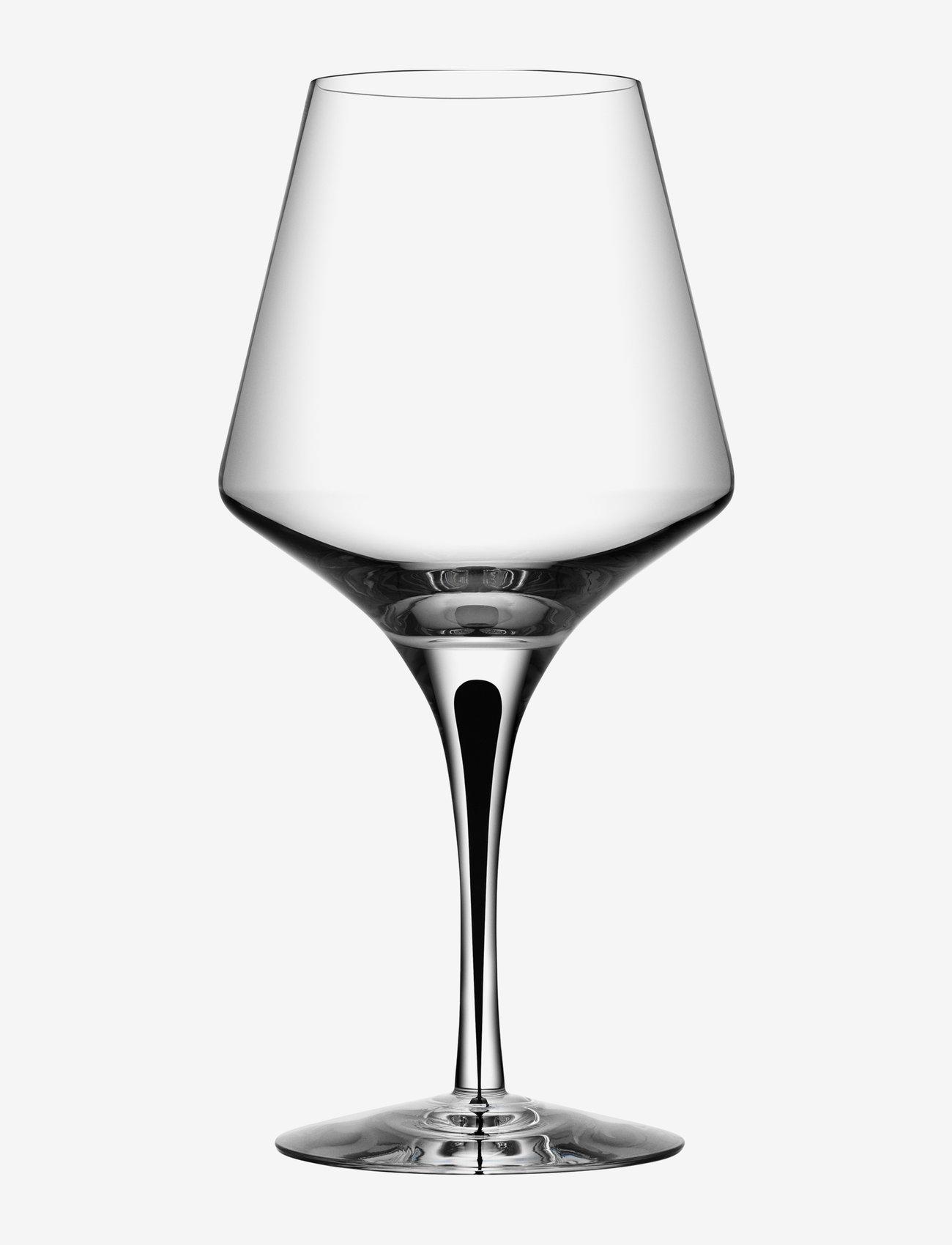 Orrefors - METROPOL WINE 61CL - vinglass - black - 0