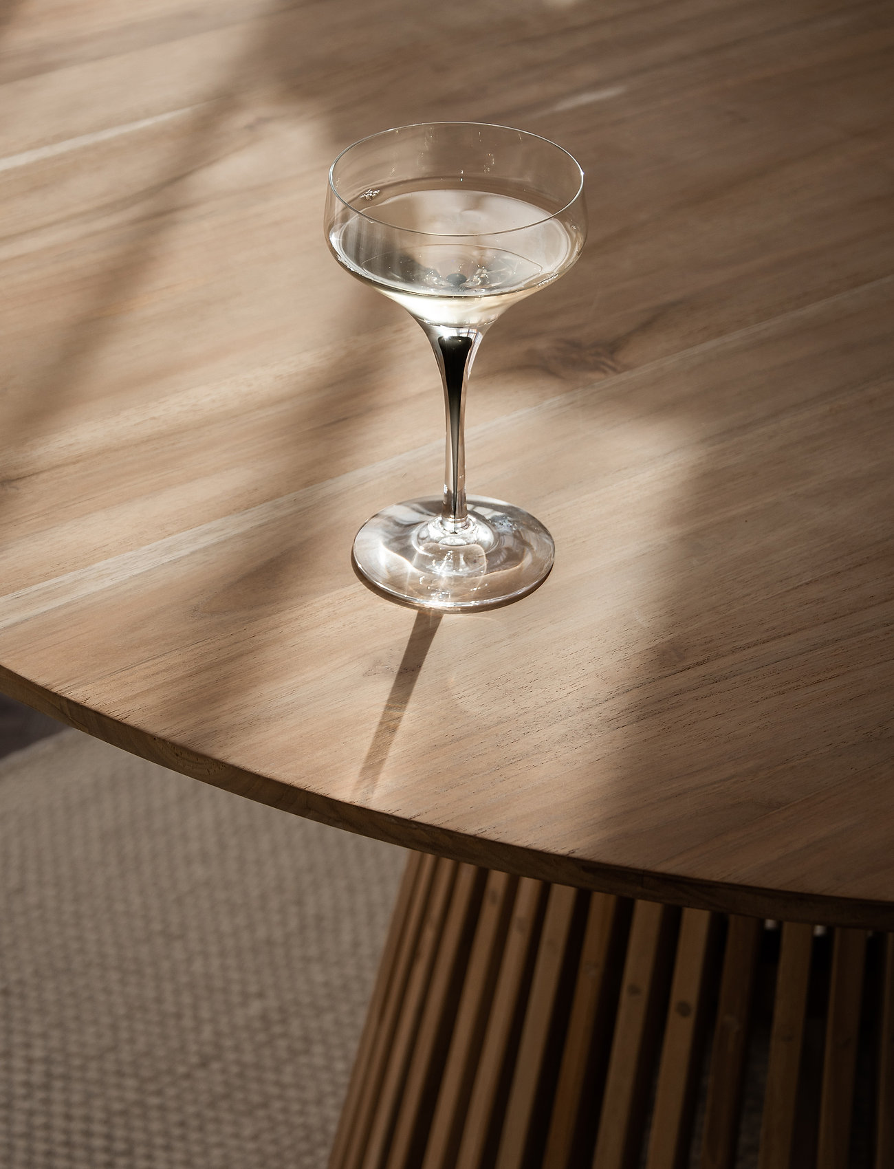 Orrefors - METROPOL COUPE - champagneglass - black - 1
