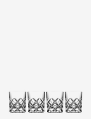 Orrefors - SOFIERO OF 25CL 4-PACK - whiskyglass & cognacglass - clear - 0