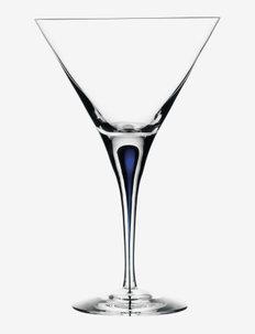 INTERMEZZO BLUE MARTINI 25CL (21CL) - mellom 1000-2000 kr - blue