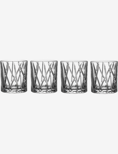 CITY OF 4-PACK 25 CL - mellom 1000-2000 kr - clear