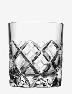 SOFIERO DOUBLE OLD FASHIONED 35CL - whisky & cognacglas - clear