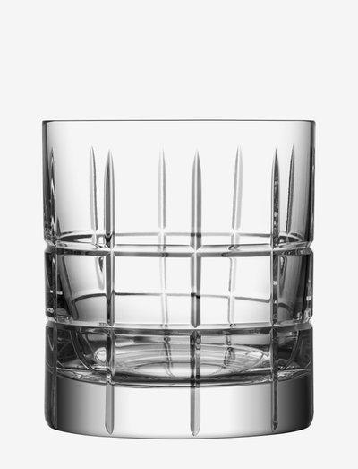 STREET OF 27Cl - whiskyglass & cognacglass - clear