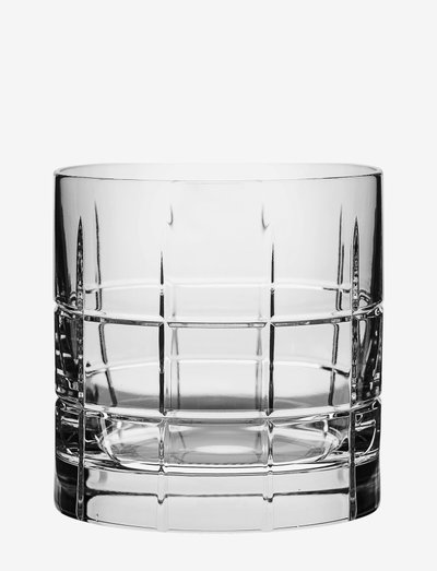 STREET DOUBLE OLD FASHION 40CL (36CL) - vannglass - clear