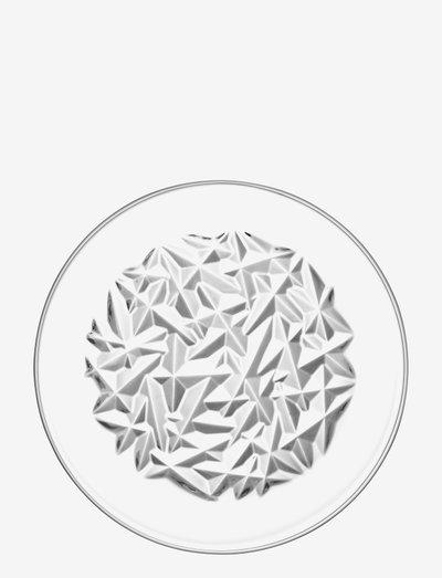 CARAT SIDE PLATE - asjetter - clear
