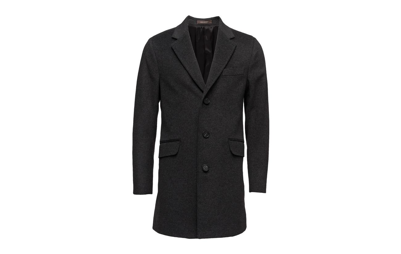 Green Coat 825 Saks Oscar Dark Jacobson PXqYpgH