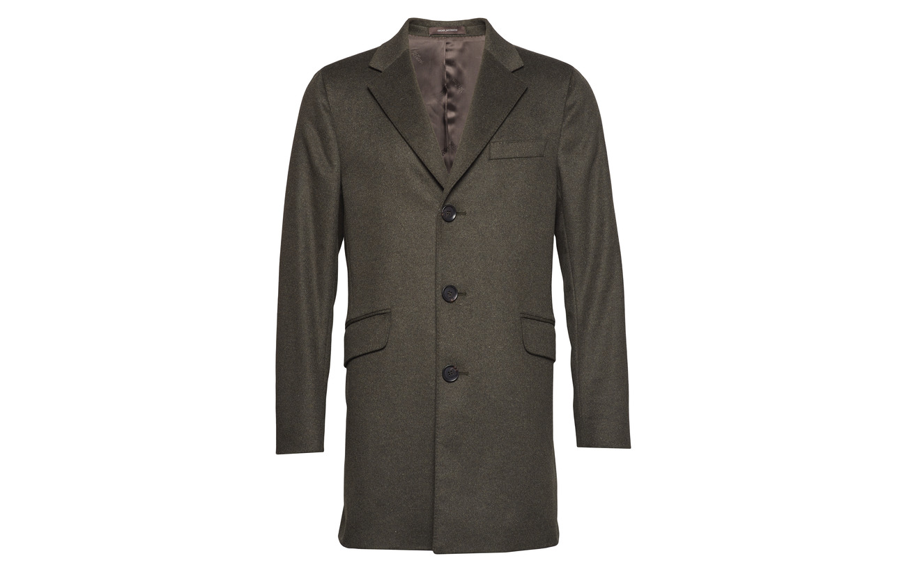 Oscar 110 Grey Dark Coat Saks Jacobson wg7wqHp