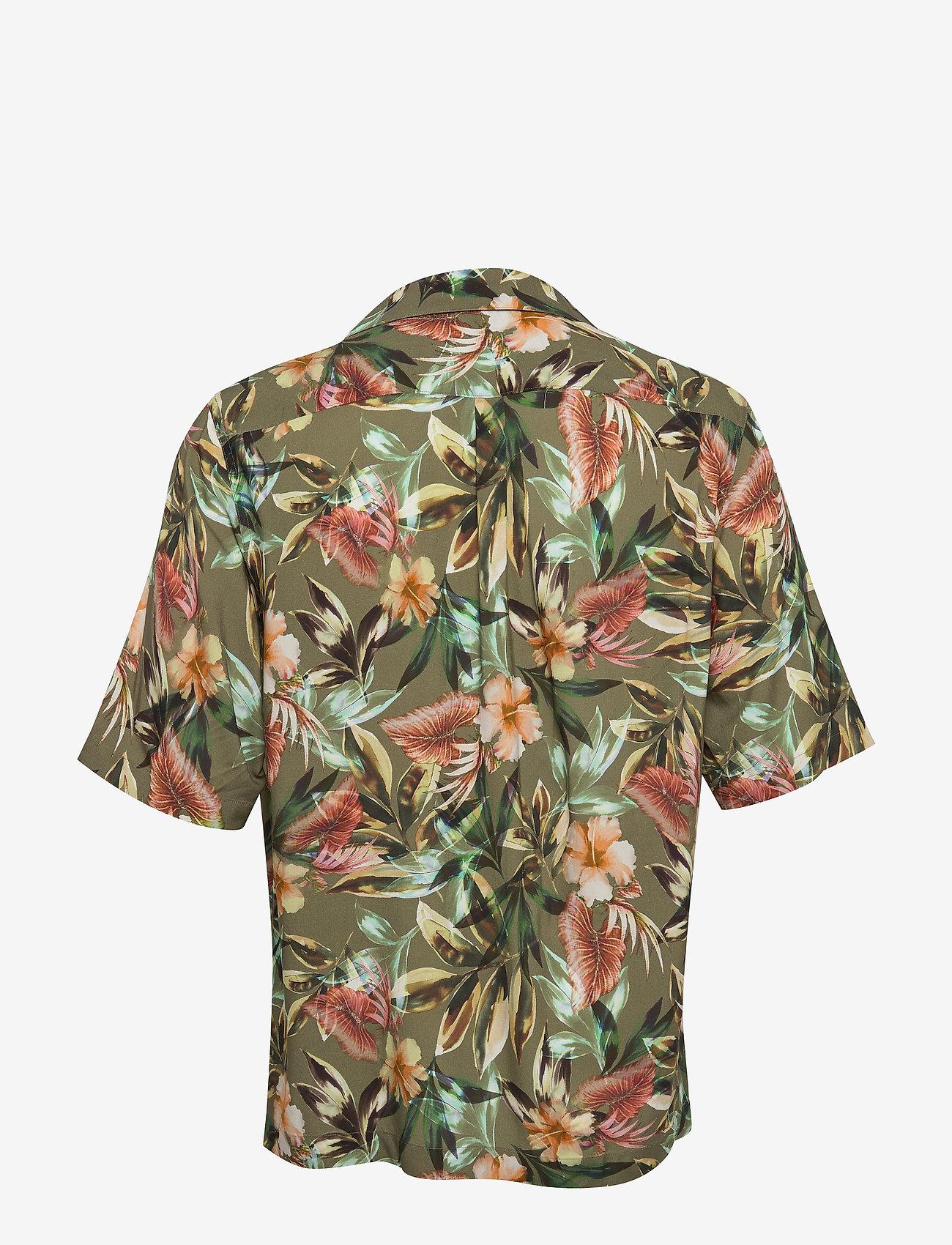 Oscar Jacobsonhilmer Reg Shirt - Hemden