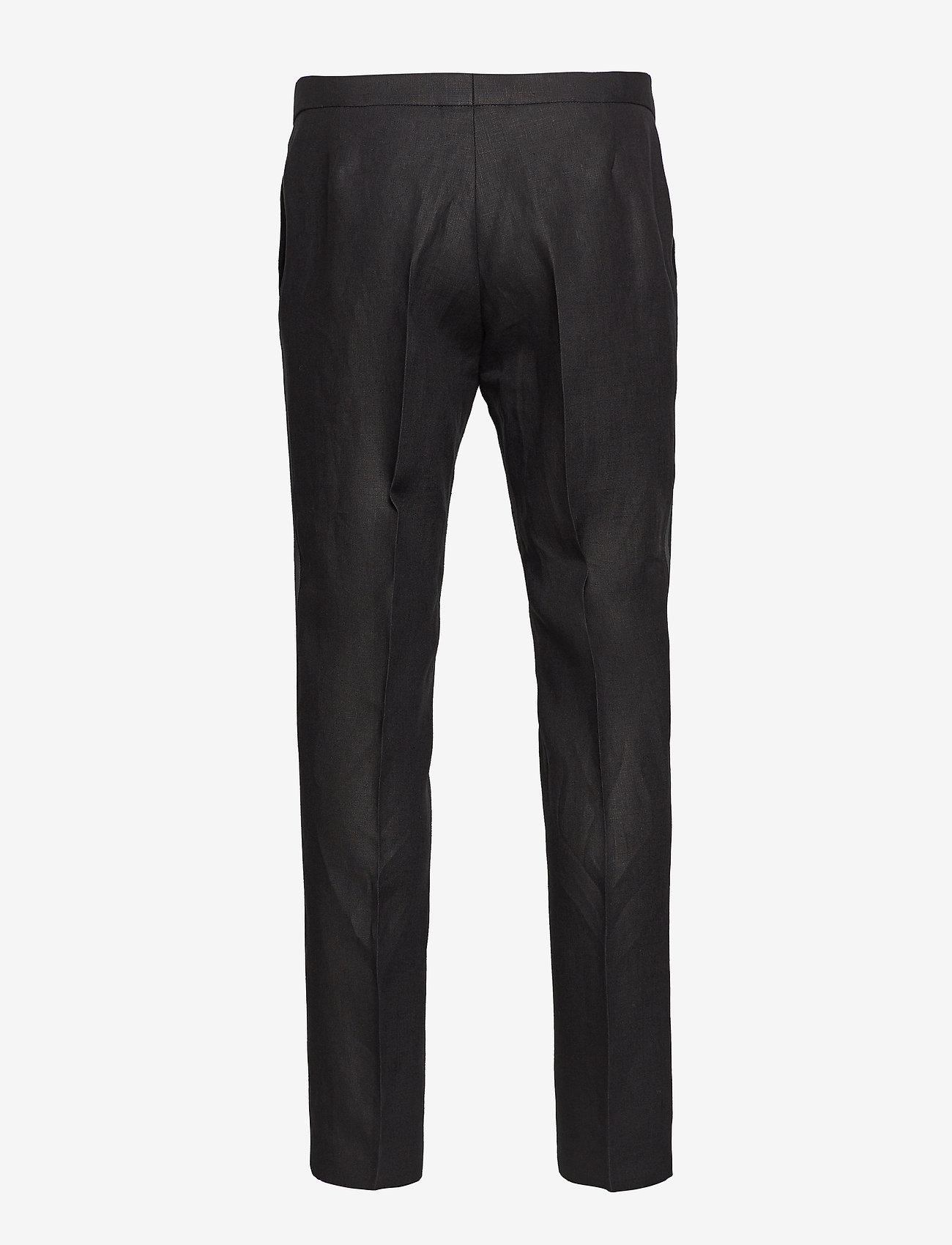 Devon Trousers (310 - Black) - Oscar Jacobson axhYk0