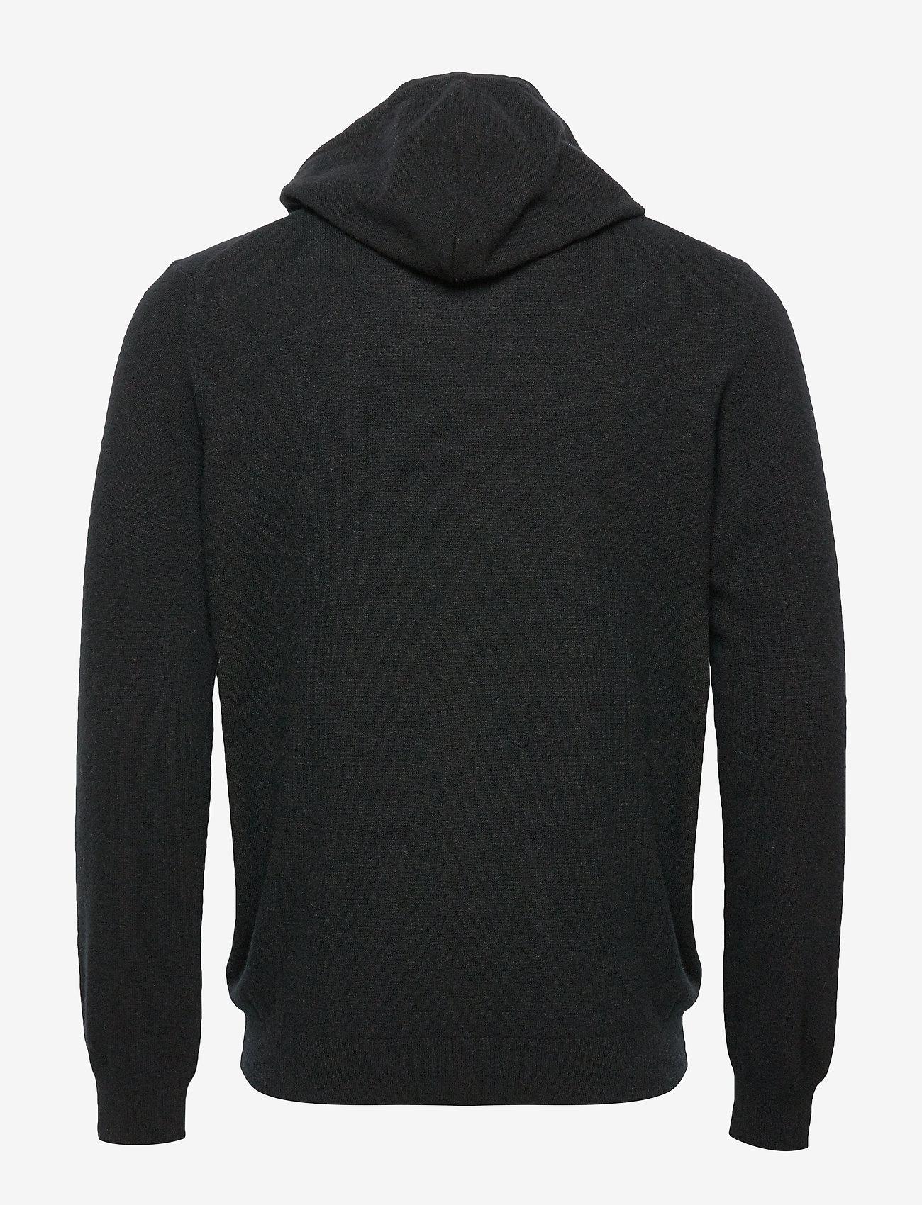 Oscar Jacobson Pascal Hoodie - Sweatshirts 310 Black