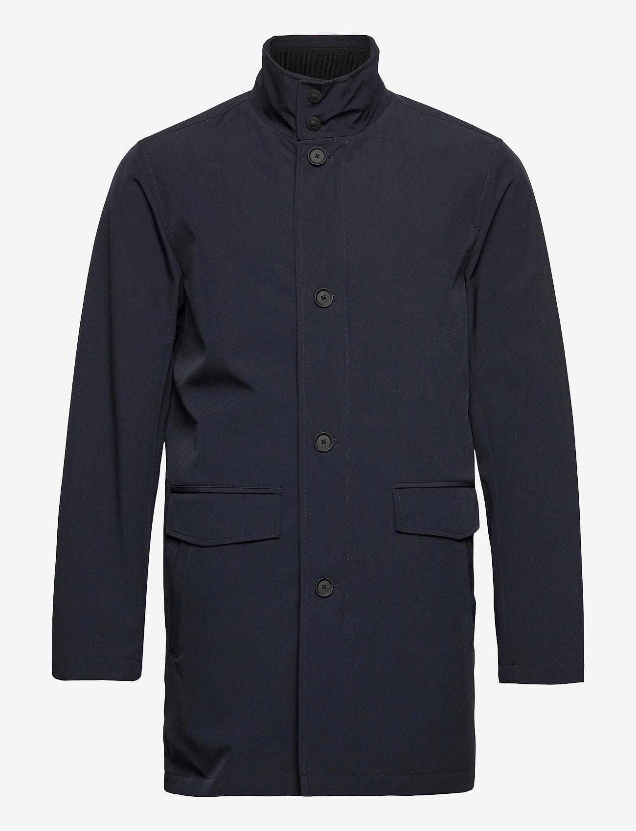 Oscar Jacobson - Dorrance Coat - manteaux legères - navy - 0