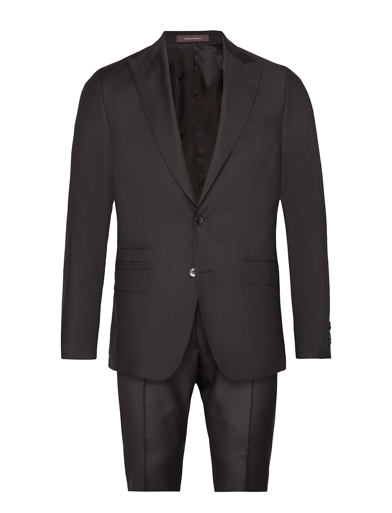 Oscar Jacobson Elmer Suit - 311 - BLACK