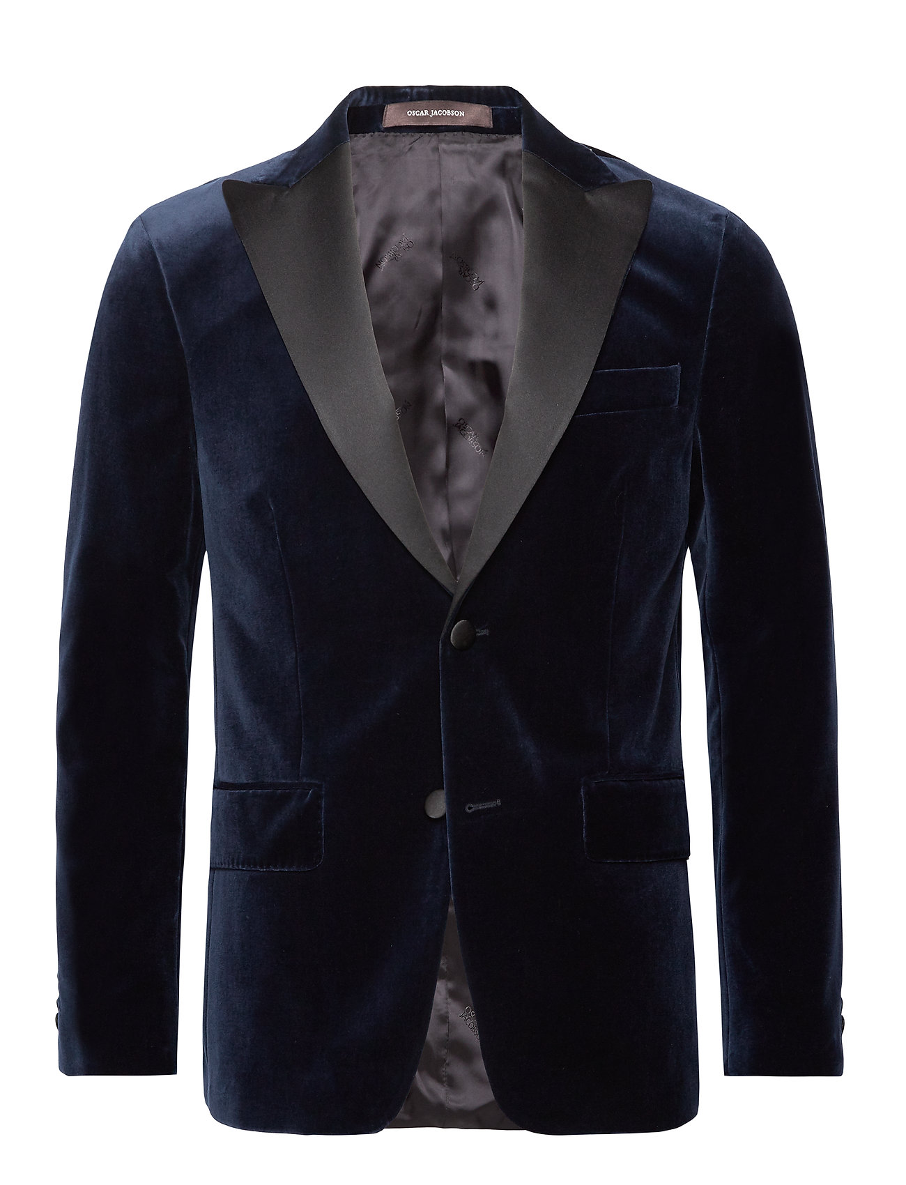 Oscar Jacobson Elder Blazer - 213 - LIGHT NAVY