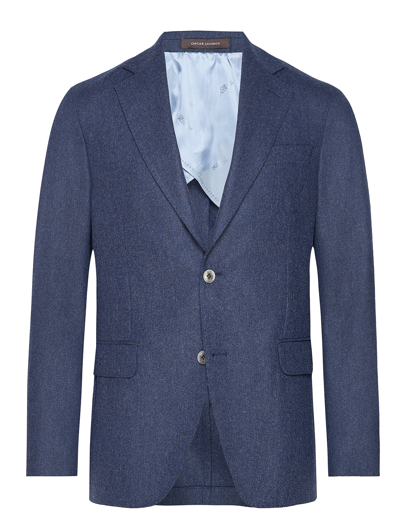 Oscar Jacobson Ferry Blazer - 229 - FRENCH BLUE