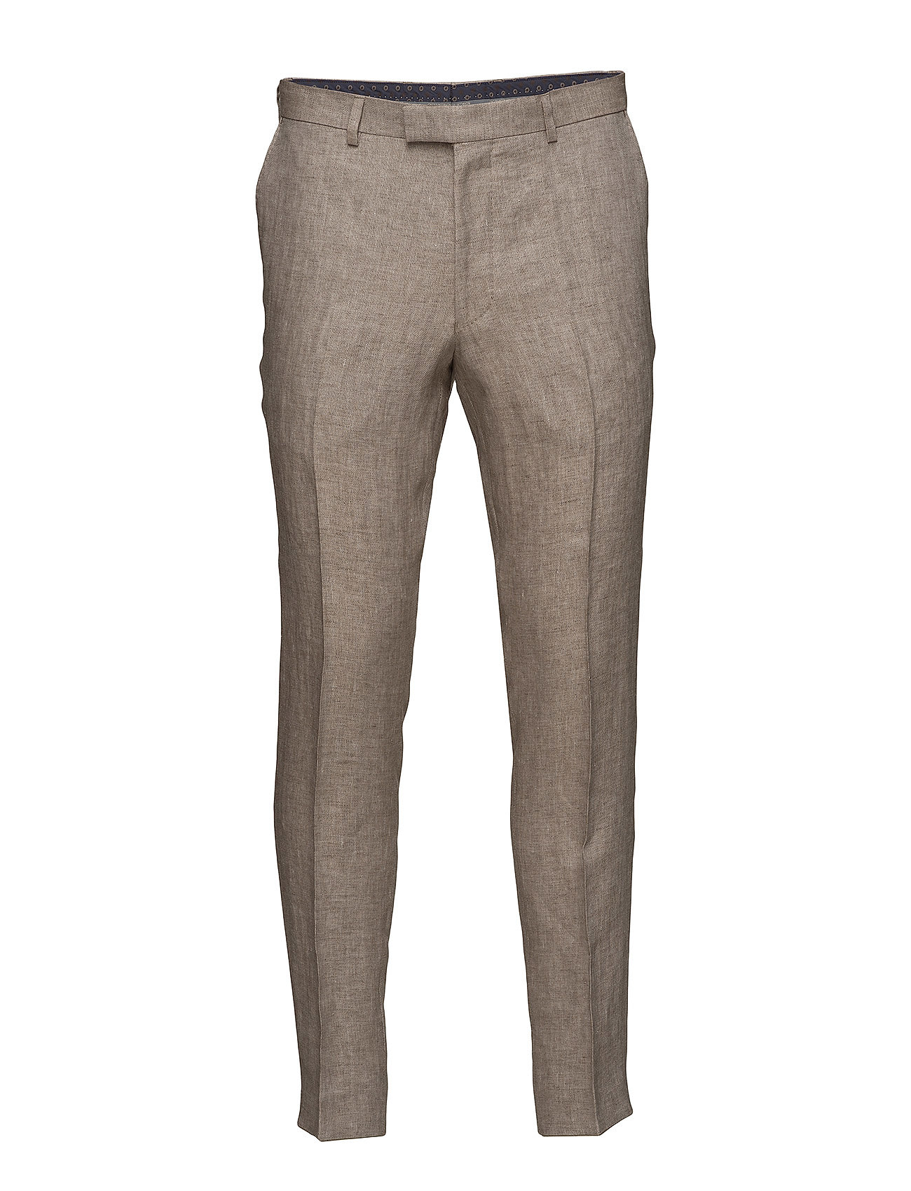Oscar Jacobson Denz Trousers - 470 - LIGHT BEIGE