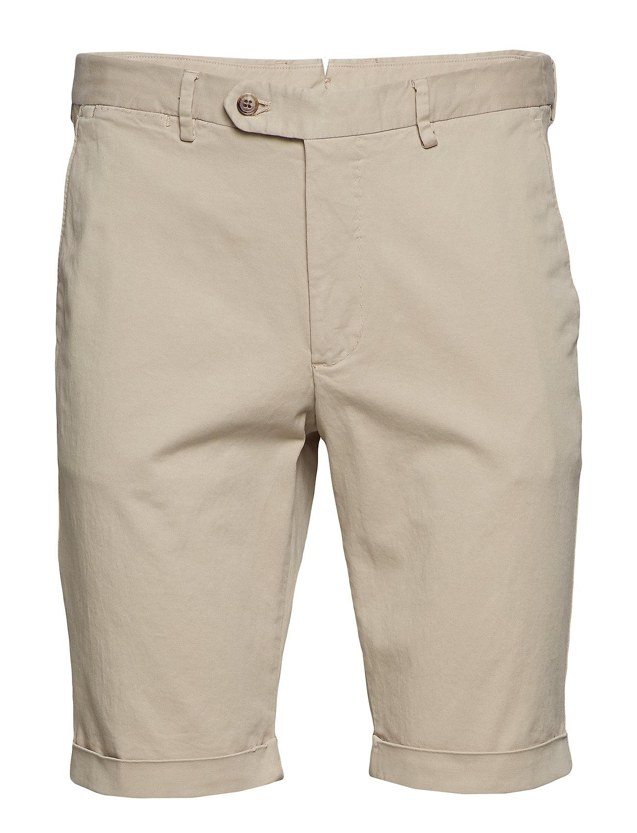 Oscar Jacobson Declan Shorts - 485 - BEIGE SAND