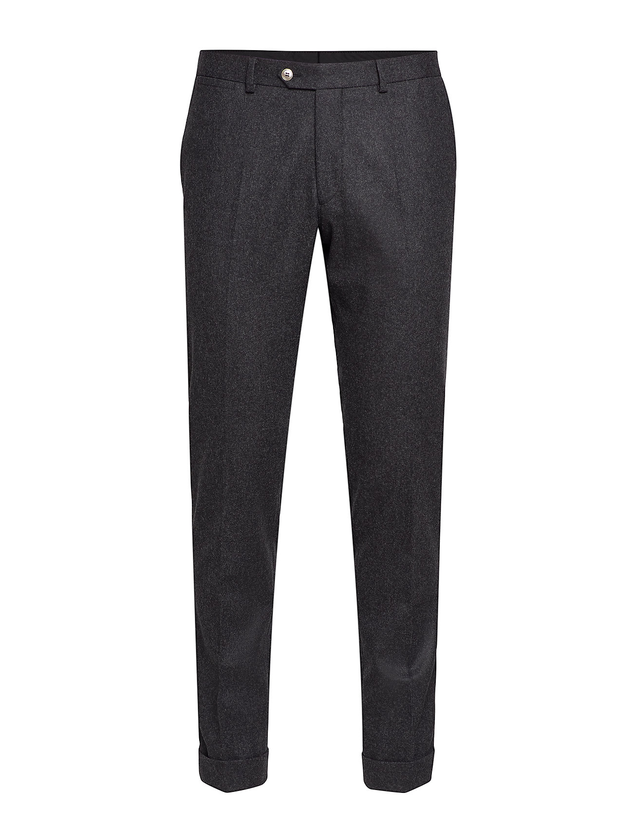 Oscar Jacobson Dean Trousers - 110 - DARK GREY